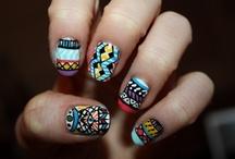 Nails! / by Amanda Lanford