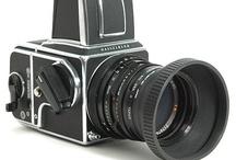 Cameras! / by Jessica Cox
