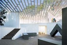 Architecture / Buildings, installations, and other physical design structures / by Consortia