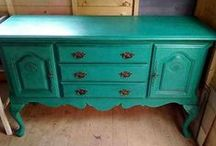 Beautiful Furniture  / Check out the most beautiful pieces of furniture for sale on Adverts.ie. From vintage and shabby chic to brand new and up-cycled. Get lots of pinspiration from this board x