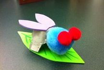 BVPL Children's Crafts / This craft was done by our children's department! Thanks Miss Lia for the picture!