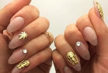 #NailParty / Badass, pretty, cute, bold, in your face, polished, nails