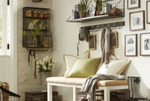 Home: Entryway / by Colleen Wolfe