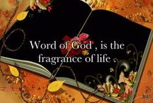 Bible Verses / The LORD'S Love n Grace for us! The Word! Leading n Guiding us. / by Antoinette Martin