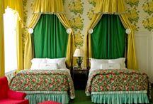 Room with a Bed  / by Heidi Brueggeman | Old Beach Journal