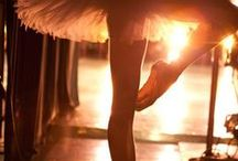 Ballet♥ / Respect your body. Eat well. Dance forever. / by Caroline Perry