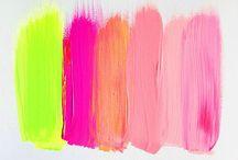 Color Inspiration  / by Heidi Brueggeman | Old Beach Journal