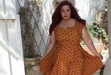 CLOTHES: What the Beautiful, Curvy Girls Are Wearing / Real Women's Everyday Fashion