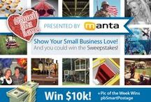 #SmallBizLove Photo Contest / We've taken all the photos from our 2013 Photo Contest and put them here for you look at all the small business love. / by Manta
