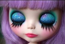 Gothic blythe dolls / by Lettice