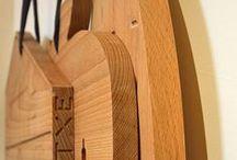 Planches à découper / la nouvelle collection de planches à découper en hêtre massif , éditée pour assiettes et compagnie par un atelier d'ébéniste Atelier Art de France