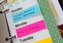 Organize a little