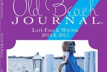 Old Beach Journal - Late Fall & Winter 2015-16