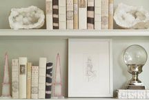 """OBJ Style Challenge - Bookshelves - Design Annual 2015 / Enter your styled shelves to win our challenge! Submissions must be emailed to style@oldbeachjoirnal.com between Feb 15 - March 15, 2015. Winner will be chosen by Team OBJ and the """"stylist"""" will be interviewed and their display image printed in the new Design Annual due out in April 2015!"""