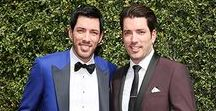 Property Brothers / The sexiest, handsomest twin brothers on TV. Oh, and they have a show, too.