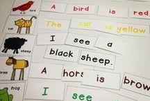 First Grade - Reading / by Elizabeth Cochran