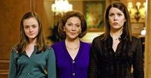 Gilmore Girls / One of my favorite shows on TV EVER, is now getting a reboot/finale. Cannot wait!!!!