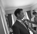 Documentary wedding photography / Behind the scenes of the coming together of two families through marriage and the stories of the day.