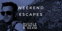 City Weekend Escapes | Buckle & Seam