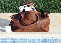 Travel Bag   WILLOW / The Perfect Weekender - GQ.  The Willow Duffle bag in Premium leather from Buckle & Seam