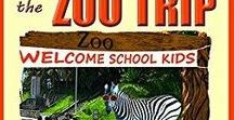 Help to Save the Zoo Trip / Humorous and interactive picture book full of fun activities for kids aged 3 to 8