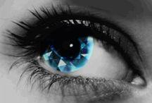 I love contact lenses