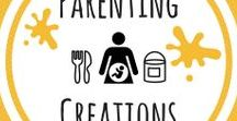 Parenting Creations Best Bits / Where you can find all of the Parenting Creations blog posts - all in one place!