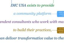 Organizational Change / For our 50th Anniversary, IMC USA extensively interviewed its members and other stakeholders. We determined that we needed to change many aspects of our organization to better serve consultants to management. We created our Reason for Being, a forward looking statement that sets the tone for the future of the organization.