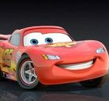 Lightning McQueen / Lightning McQueen is a Character from Cars Series. He is a Protagonist from Cars and Cars 3 ( 2017 ), and he is a Deuteragonist from Cars : Mater's Tales, Cars : Tales From Radiator Springs, and Cars 2 ( 2011 ). He is Based on NASCAR Cars and Chevrolet Corvette C6.