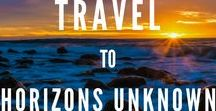 Travel to Horizons Unknown / Inspire others to travel by pinning amazing photos, stories, what to pack, and any tips related to travel. From luxury to cheap travel, Asia to Europe and anywhere in between welcome! Vertical travel relevant pins only please. Open for collaborators! Message board creator @horizonunknown for an invite!