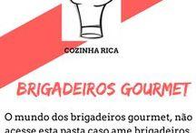 Brigadeiros gourmet / Faça e venda brigadeiros gourmet e monte um negocio lucrativo fazendo doces para vender com puco investimento sem sair de casa.