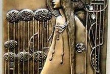 Art Nouveau e Deco