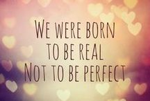 Born To Be ..... / Everyone is born to be..... Which one are you...