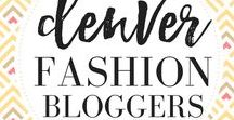 STYLE | Denver Fashion & Lifestyle Bloggers / A place for Fashion & Lifestyle bloggers in Denver to share their recent posts, outfits, and loves.  Are you a Denver Blogger? Join at:  https://www.facebook.com/groups/denverbloggercollective/