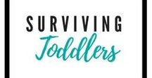 Surviving Toddlers / Two year olds | toddlers |busy toddlers | terrible twos | handling toddler tantrums | toddler behaviour | parenting toddlers | activities for toddlers | toddler schedules