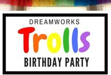 Trolls Birthday Party / Dreamworks Trolls Theme Party | Rainbow Theme Party | Trolls Party | Rainbow Party | Rainbow Party Decorations | Trolls Party Decoration | Birthday Party | Rainbow Party Games | Rainbow Party Decor | Rainbow Cakes | Trolls Cake | Trolls Party Games | Trolls Party Decor | Ceiling Swag | Tissue Paper Decorations | Tissue Paper Tassel | Rainbow Tassel Garland | Tissue Paper Clouds