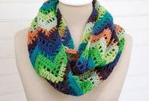 Crochet / by Trish Cremeens