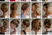 Hair for Me / Tips & Tricks for hairstyles