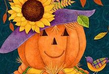 Fall Decor / The tastes, sites and aromas of fall. Decorating ideas, recipes and more!