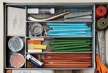 organization techniques / by Sydney Michuda