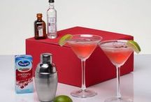 Cocktails / Cocktail recipes and accessories. Yum!