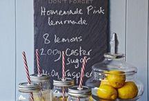 House stuff: kitchen / Stuff to glam up my kitchen. / by Emma Farley