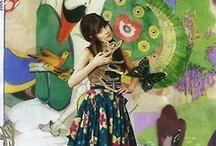 Fashion: Zooey Deschanel / I want this gal's wardrobe!