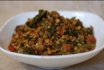 Recipes: vegetarian / by Liliana P. Amshey
