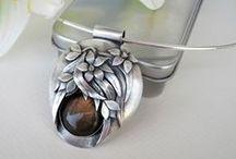 My silver jewelry