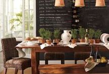 Walls / Great ideas for wall decor.