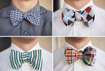 STYLE FILE FOR HIM / by Desiree Walz