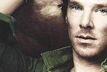 Cumberbatch + Hiddleston + Others I heart / by Megs Wilson