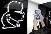 Grazia ❤ Opening Karl Lagerfeld store Amsterdam 2013 / by Grazia Nederland