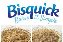 Baking Made Easy / Let us show you just how easy baking can be! / by Bisquick